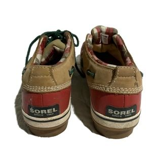 Sorel Shoes - Sorel Women's Size 8.5 Low Top Duck Boots Lace Up